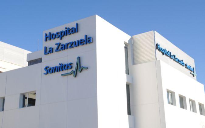HOSPITAL DE LA ZARZUELA, DE SANITAS.