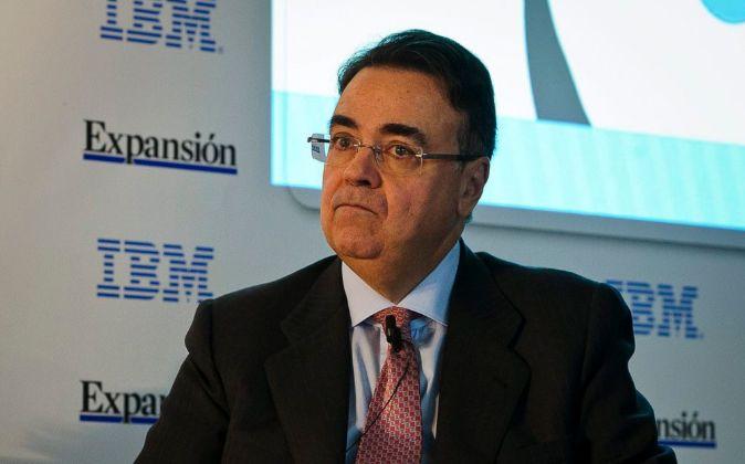 Antonio Llardén, presidente de Enagás
