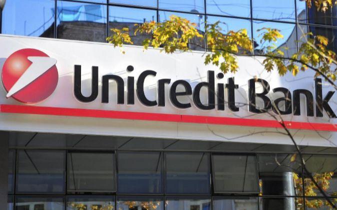 Oficina de UniCredit.