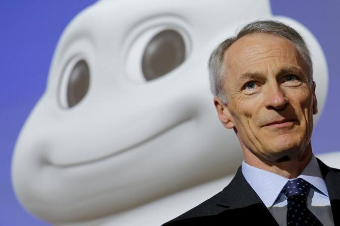 Jean-Dominique Senard, CEO de Michelin