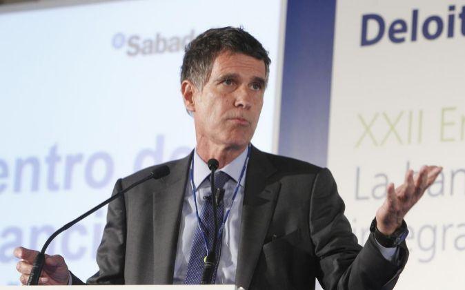JAUME GUARDIOLA, CEO DE SABADELL