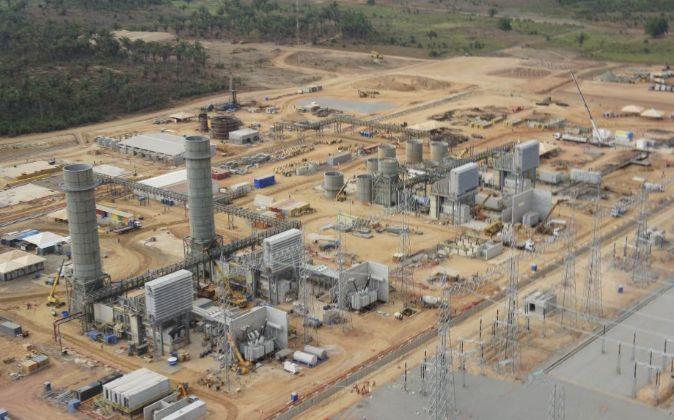 Central de ciclo combinado de Duro Felguera en Brasil.