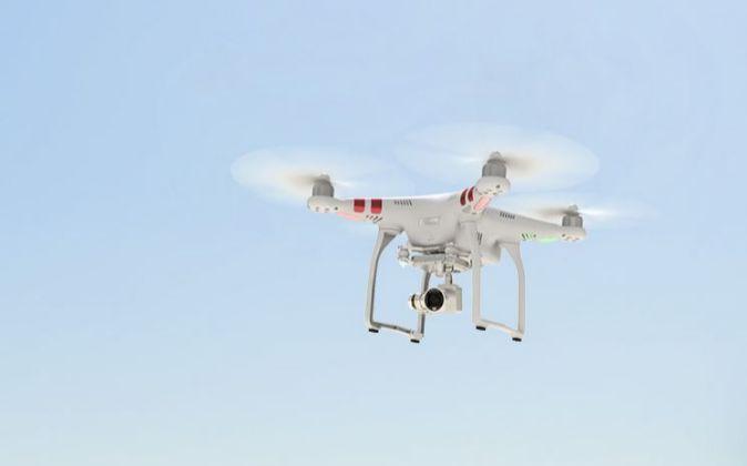 Dron Phantom 3 Standard de DJI.