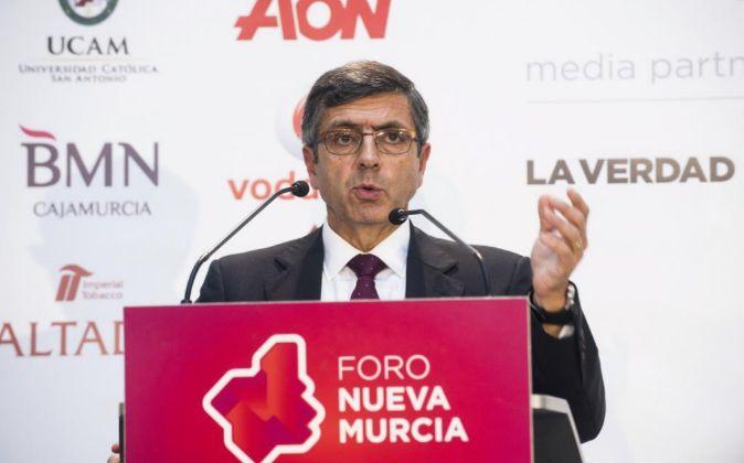El presidente de Vodafone España, Francisco Román Riechmann