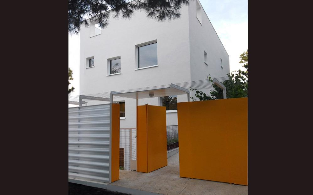 Esta vivienda unifamiliar en El Plantío ha sido la primera en ser...