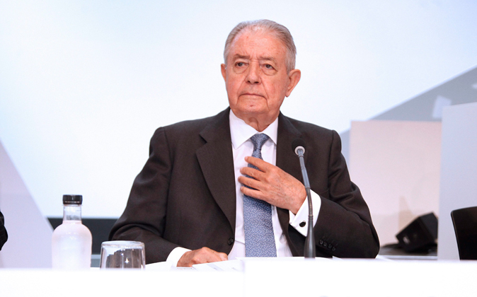 Salvador Gabarró Serra, presidente de Gas Natural