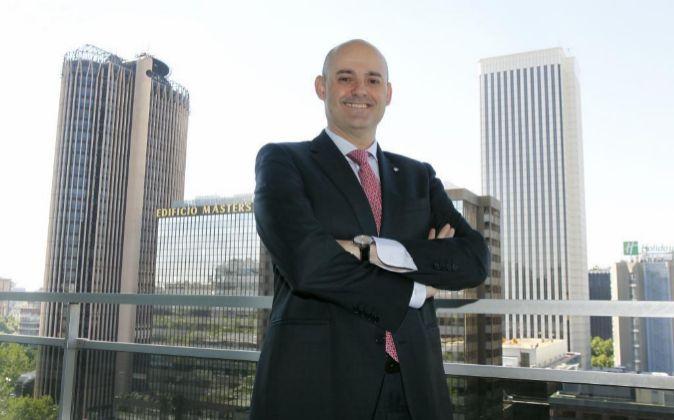 Eduardo Unzu, Director General de Azkoyen.