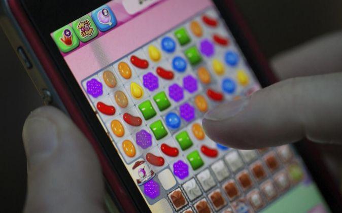 Aplicación Candy Crush