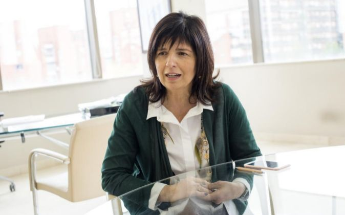 Berta Escudero, consejera delegada de Cortefiel.