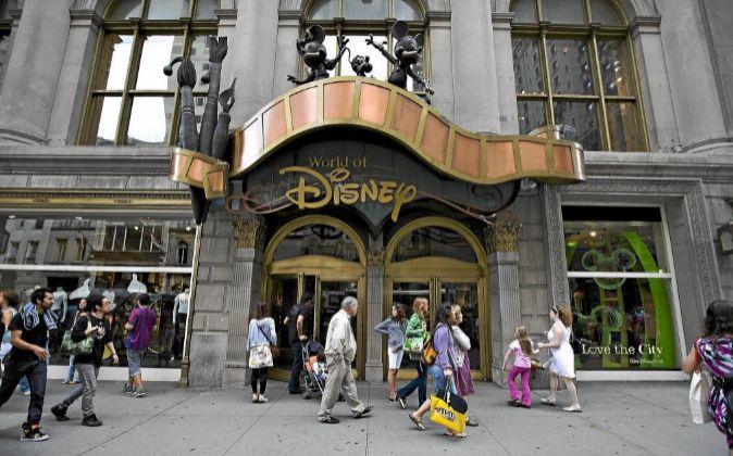 Tienda Disney