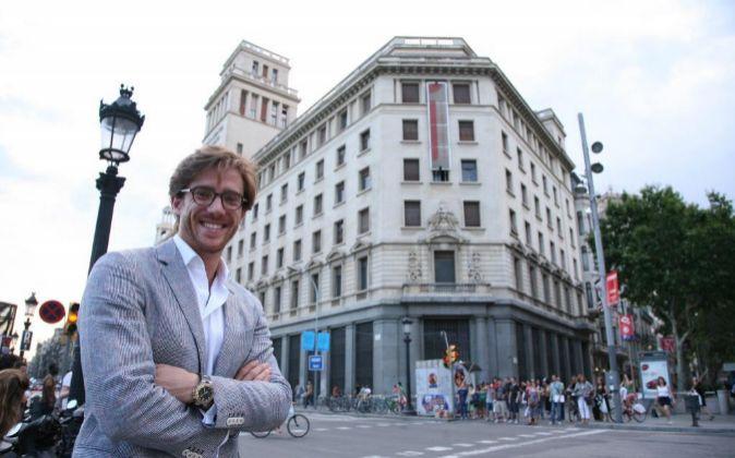 Dimas de Andrés, consejero delegado de Mecap Real Estate.
