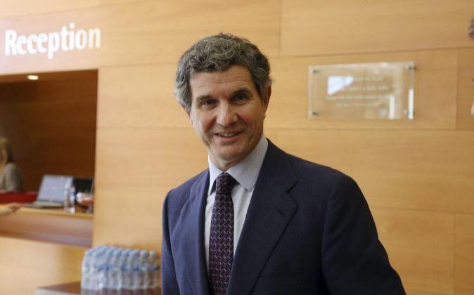 Francisco José Riberas de Gestamp.