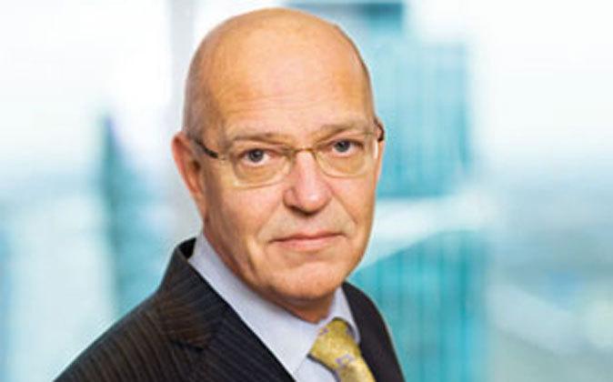 Gerrit Zalm, presidente de ABN Amro