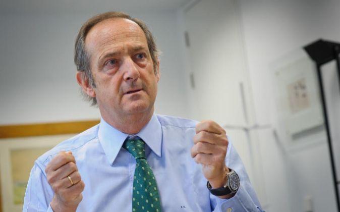 Ignacio de Colmenares, CEO de Ence