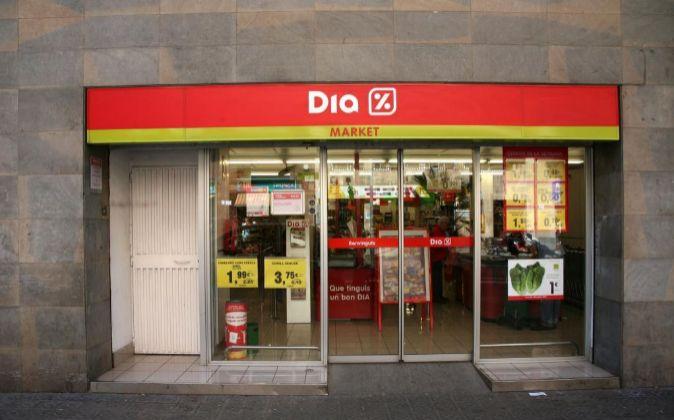 Supermercado de Dia.