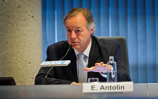 Ernesto Antolín Arribas, presidente de Grupo Antolin