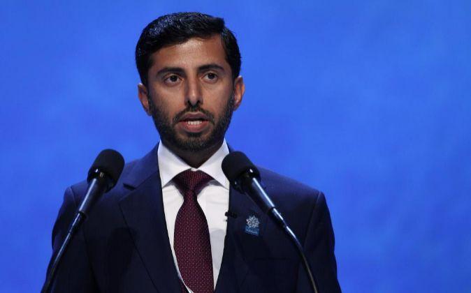 Al Mazrouei Suhail Mohammed, presidente de Cepsa.
