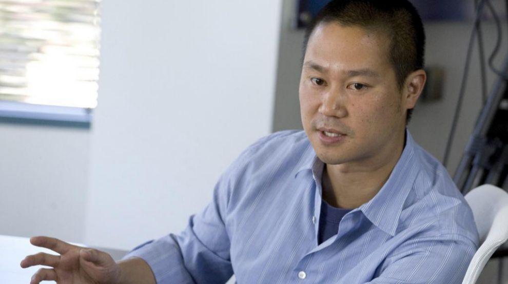 Tony Hsieh, consejero delegado de Zappos.