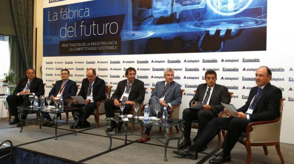 Fotos II Congreso Nacional La Fabrica del Futuro.