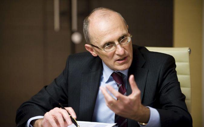 Andrea Enria, presidente de la EBA
