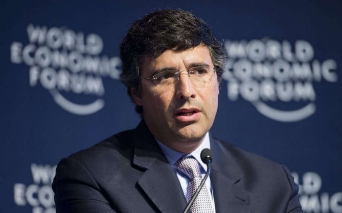 Director general del banco BTG Pactual, André Esteves, quien fue...