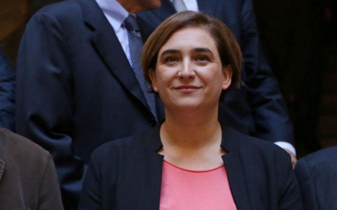 Ada Colau, en una imagen de archivo.