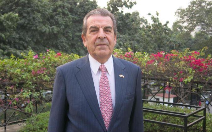 El expresidente chileno Eduardo Frei