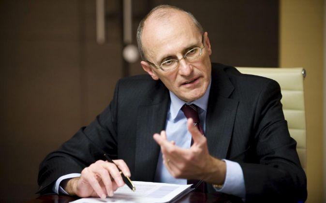 Andrea Enria, presidente de la EBA.