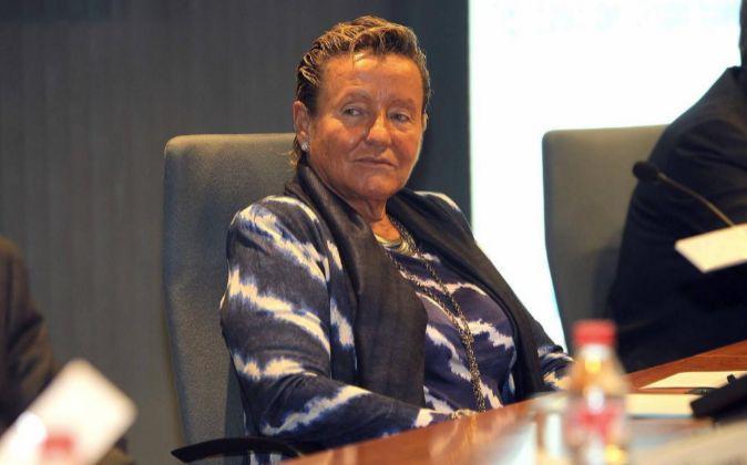 María José Álvarez.