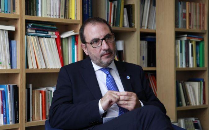 El secretario general de Unió Ramon Espadaler.
