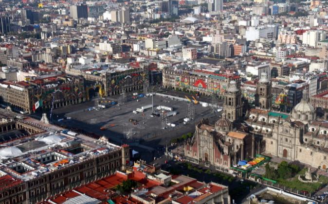 México es uno de los principales destinos de los despachos...