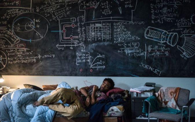 La anarquía del talento. Donald Glover interpreta en la película...