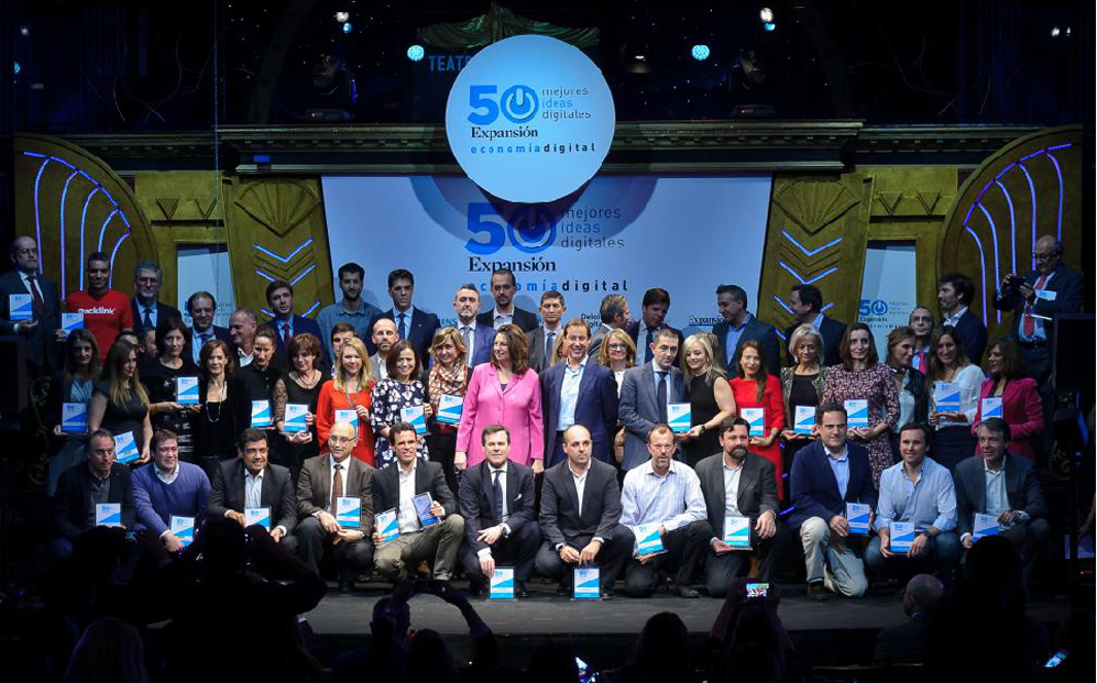 Premios 50 Ideas Digitales