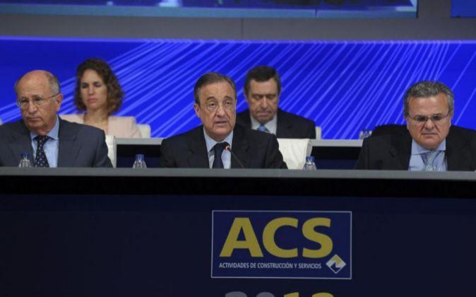 Junta de ACS.