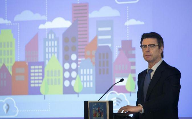 El actual ministro de Industria, Energía y Turismo, José Manuel...