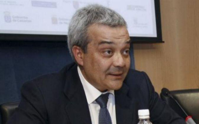 El secretario de Estado de Telecomunicaciones y Sociedad de la...
