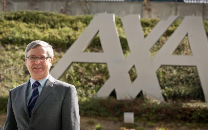 Jean Paul Riguault, CEO de AXA.