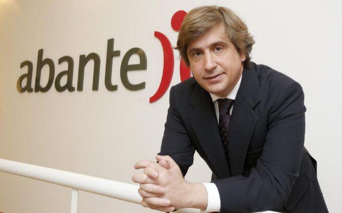José Ramon Iturriaga,de la Gestora Abante.