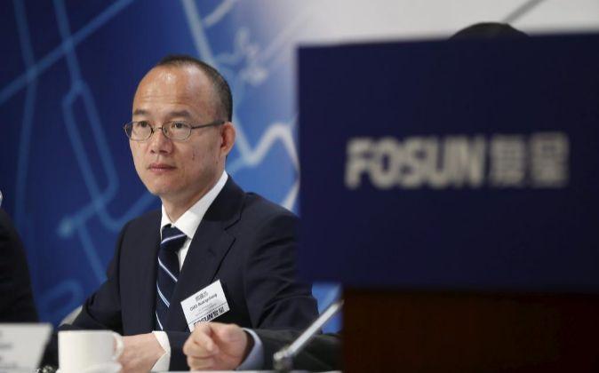 Guo Guangchang, presidente de Fosun International