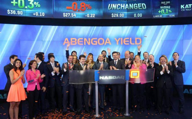 Salida a Bolsa de Abengoa Yield