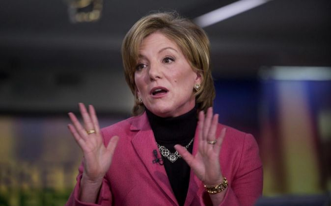 Sherilyn McCoy, consejera delegada de Avon.