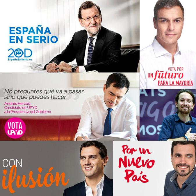 Elecciones Generales 2015 Lemas De Campaña Cómo Ha Pedido