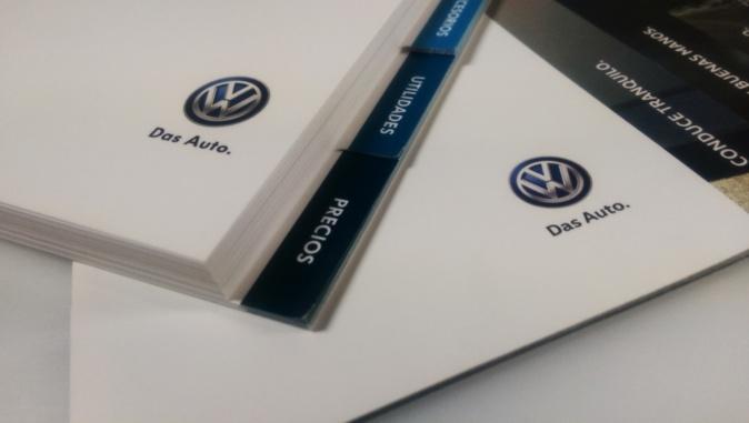 Volkswagen Deja De Usar Su Imagen De Marca Das Auto Por Pretenciosa