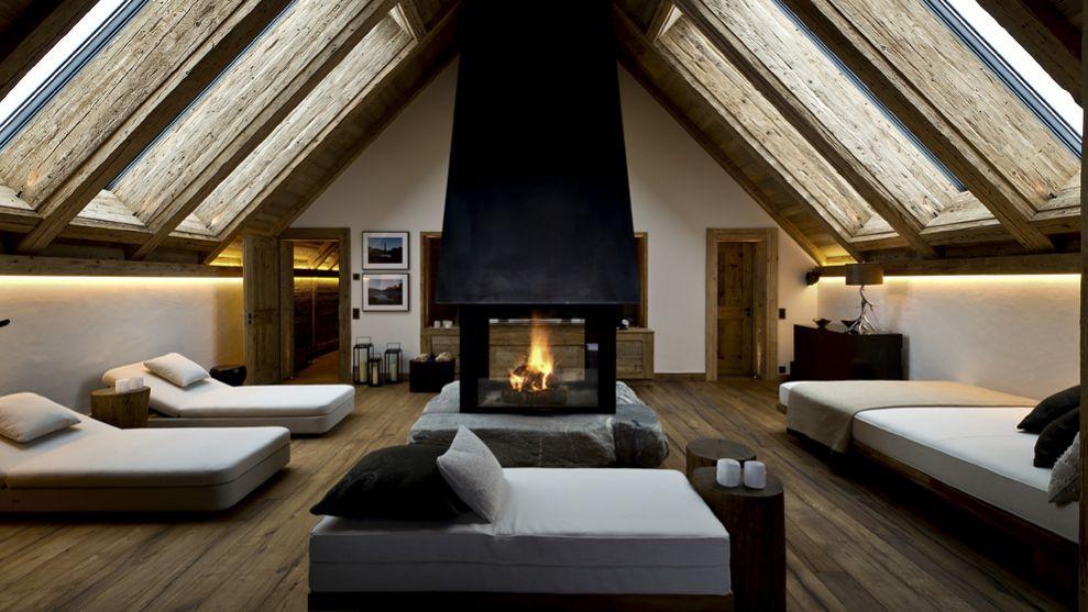 ESQUÍ. Alpina Gstaad. Una delicia de hotel, el único cinco...