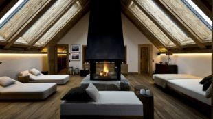 <b>ESQUÍ. Alpina Gstaad.</b> Una delicia de hotel, el único cinco...