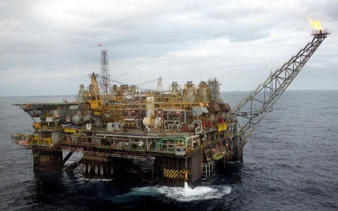 Base petrolífera.