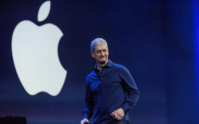 Tim Cook,ceo de Apple