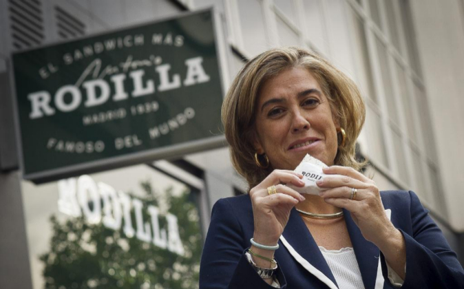 María Carceller, CEO de Grupo Rodilla.