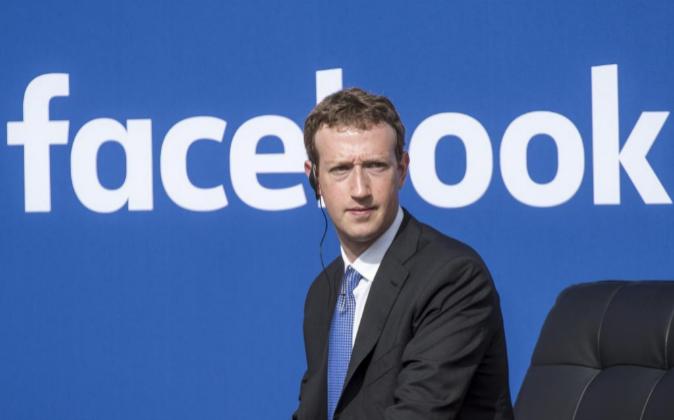 Mark Zuckerberg, fundador y consejero delegado de Facebook.