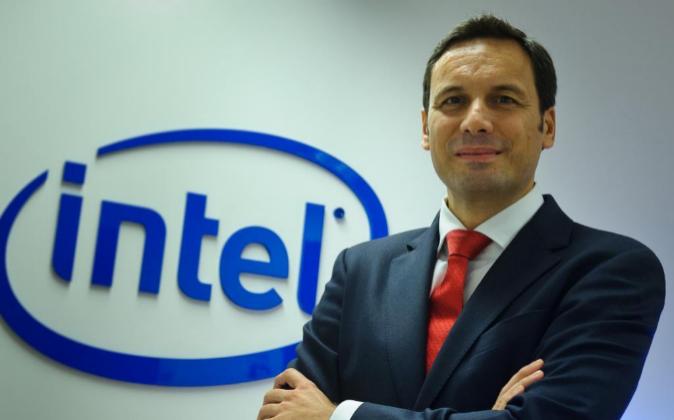 Norberto Mateos, CEO de Intel Iberia.